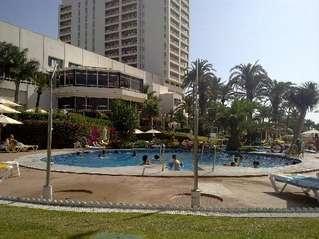 отель THB Torrequebrada 4*