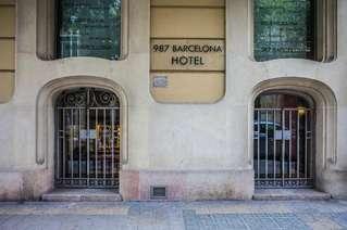 отель 987 Barcelona 4*
