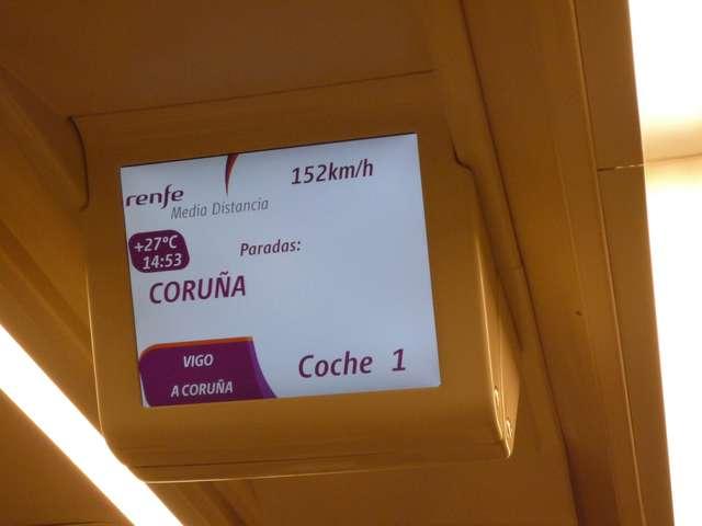 Следующая станция - Ла-Корунья