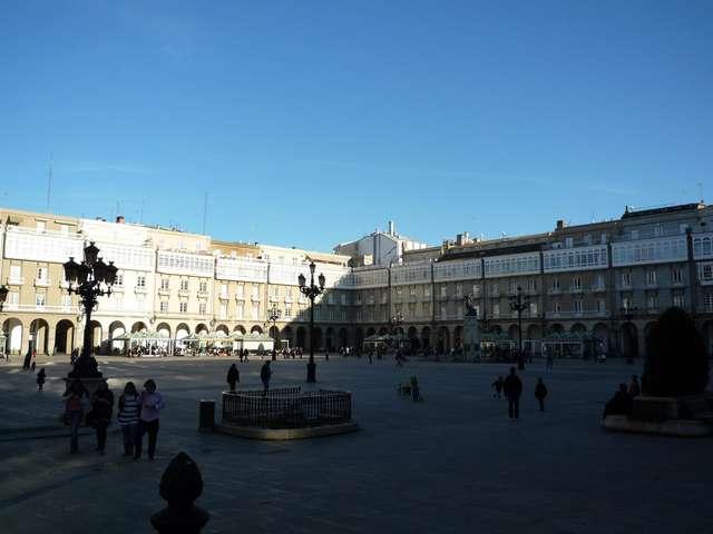 Площадь Марии Питы