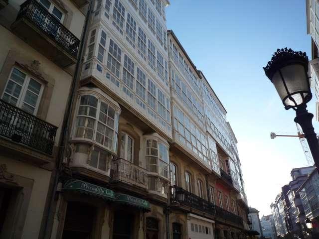 Балконы Ла-Коруньи