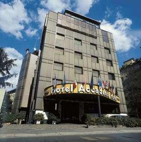отель Antares Accademia 4*
