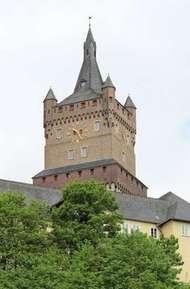 Замок Шваненбург. Клеве.