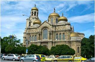 Варна, Собор Успения Богородицы