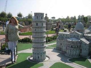 """парк """"Италия в миниатюре"""""""