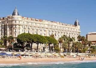 отель InterContinental Carlton Cannes 5*