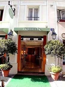 отель Cordelia 3*