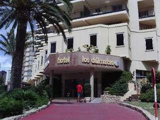 отель Dalmatas 4*