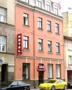 отель Enkurs 3*