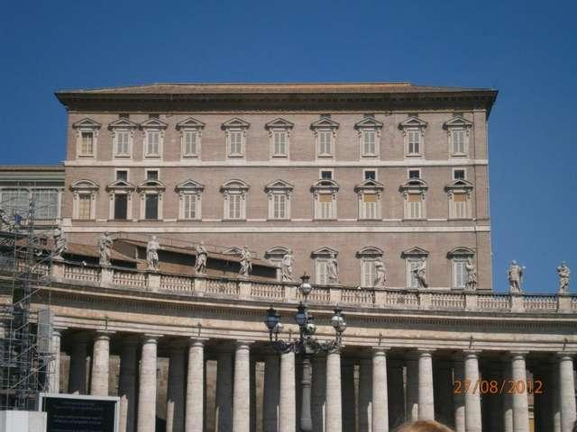 Здесь живет Папа Римский