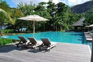 отель Four Seasons Resort Seychelles 5*