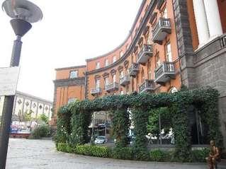 отель Golden Tulip Hotel Yerevan 4*