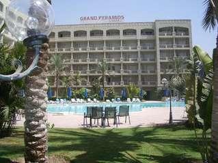 отель Grand Pyramids 4*