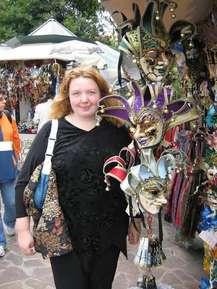 Венеция. Рыночек с сувенирами
