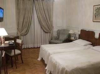 отель Quirinale 4*