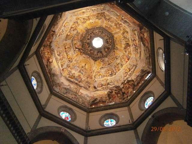 Купол Дуомского собора