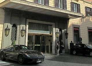 отель Hassler Villa Medici 5*
