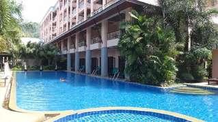 отель Thanthip Beach Resort 3*