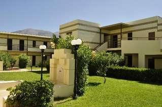 отель Grecotel Meli Palace 4*