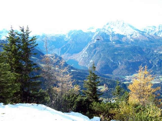 Вид с горы Оберзальцберг