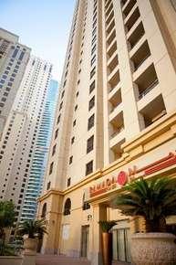 отель Ramada Plaza Jumeirah Beach 4*