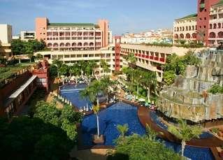 отель Jacaranda 4*