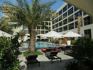отель Centro Sharjah 3*