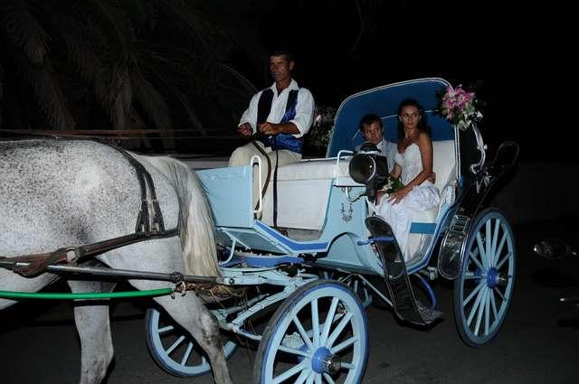 Свадьба Ильи и Татьяны на острове Спетсес