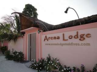отель Arena Lodge 3*