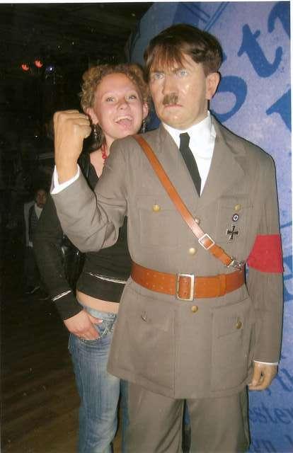 Девушка и Гитлер
