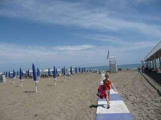 Пляж Лидо ди Венеция