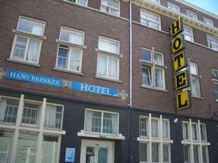 отель Hans Brinker Budget Hotel 1*