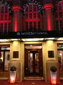 отель InterContinental De La Ville 5*