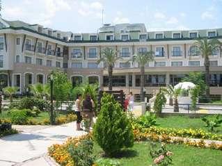 отель Asdem Beach 5*