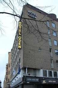 отель Oden 3*