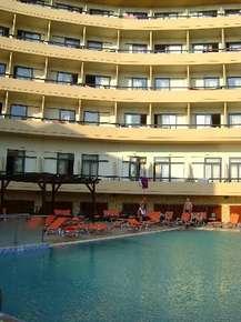отель Kipriotis Rhodes 2*