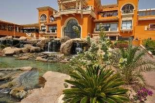 отель La Residence des Cascades 5*