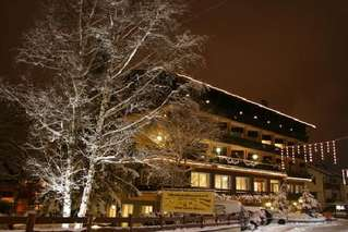 отель Larice Bianco Hotel Bormio 3*