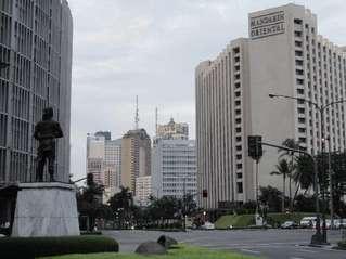 отель Mandarin Oriental Manila 4*