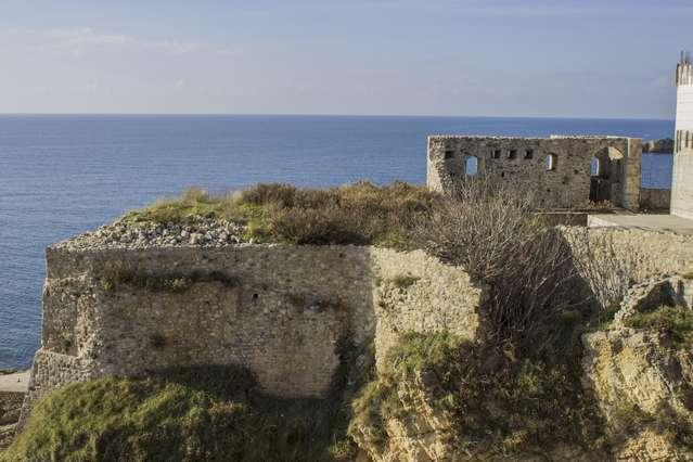 Улцинь, крепость