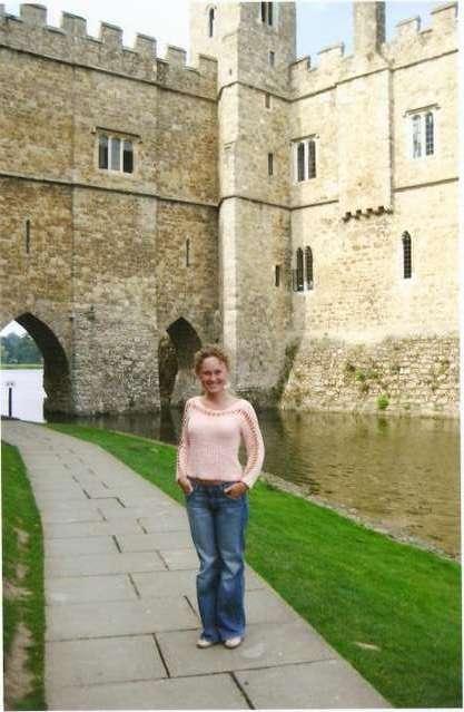 Внешние стены замка