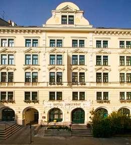 отель Mercure Josefshof Wien 4*