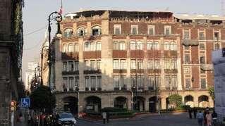 отель Gran Hotel Ciudad de Mexico 5*
