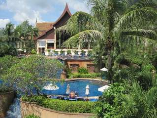 отель Novotel Phuket Resort 4*
