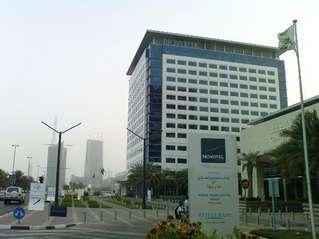 отель Novotel World Trade Centre Dubai 4*