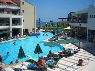 отель Porto Platanias Beach Resort 5*