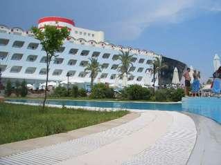 отель Queen Elizabeth Elite Suite Hotel & SPA 5*