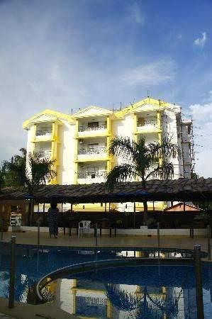 Отель Colva Kinara 3*
