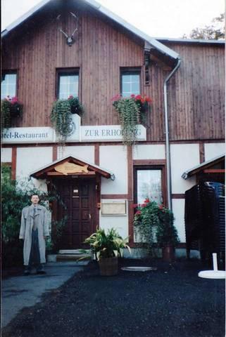 В Германии лучше искать отель в деревне.