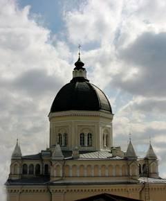 Собор Иоанно-Предтеченского монастыря в Москве